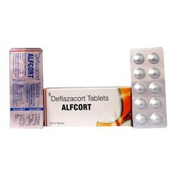 Pcd franchise for deflazacort Tablets