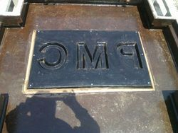 FRP Logo Moulds