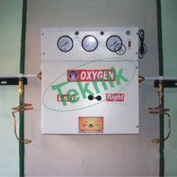 Manual Oxygen Control Panel