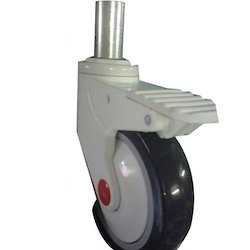 Round Medical Casters
