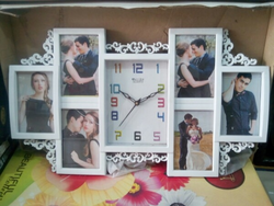 Acrylic Decorative Clock