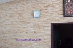 Office Interior Cladding Stones Designs