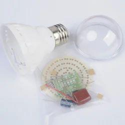 5W LED Bulb Raw Material Kit