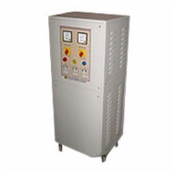 500KVA Mild Steel Three Phase Voltage Stabilizer