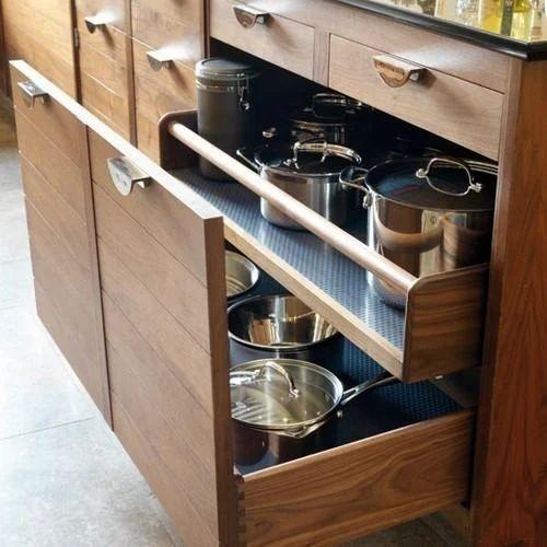 Modern Kitchen Drawer