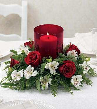 Flower Table Decoration Flower Pot Decoration Service Provider