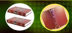 Hard Cover Book Binding