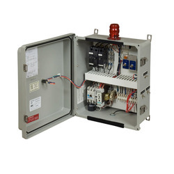 Mild Steel Electrical Enclosure, Rectangular, IP65, | ID: 3940738033