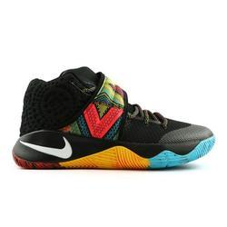 new arrival 119bd a0c9d Nike Kyrie 2 BHM Black/Red-Orange-Blue