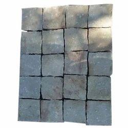 Cobble Lime Blue Slate Stone
