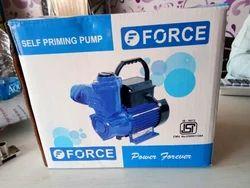 Force Self Priming Pump