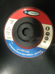 Cumi Cumitex Unitised Flap Disc
