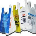 Hdpe Printed Polythene Carry Bags, Capacity: 1 - 25 Kg