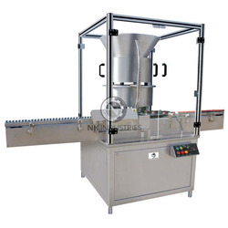 N.K. INDUSTRIES Vial Sealing Machine
