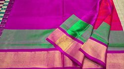 Fancy Uppada Silk Saree