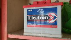 Electron Batteries
