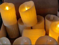 Chinese Ceramic Led Candle Light