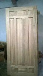 Meranti Wood Door, For Home