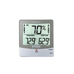 Hygro-Thermometer Humidity Alert with Dew Point
