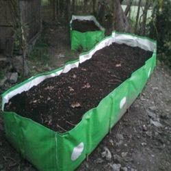 Green HDPE Vermi Beds, For Agricultural Field