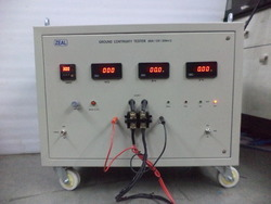 ground and earth continuity tester