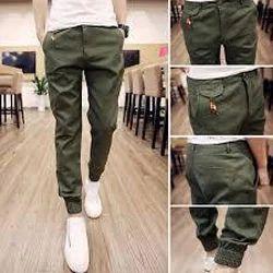 Men's Tight Fit Trouser