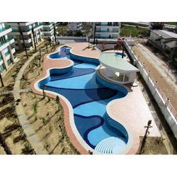 Modern Swimming Pool Designing Service