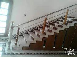 Designer Interior Railing