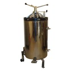 Surgical Equipment - Vertical Radial Locking Autoclave Manufacturer