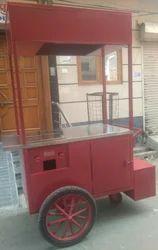 Hottie Food Cart Hand Pushed 602 ( Hotdog Cart)