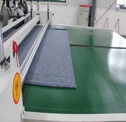 Thermo Bonded Wadding Line Machine