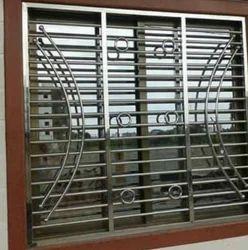 Silver Standard Steel Window