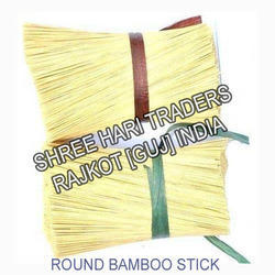 China Polished Bamboo Sticks