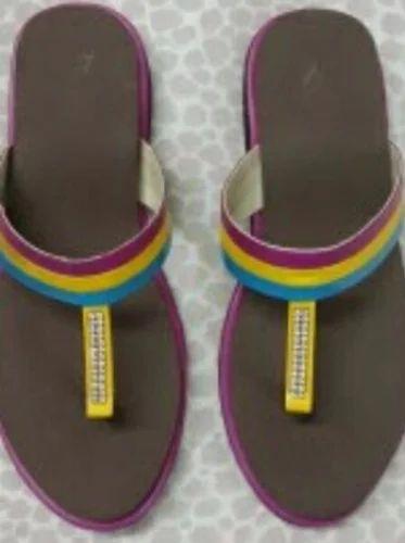 Fancy Ladies Footwear & Form Flip-flop Wholesaler from Chennai