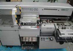Horizon Perfect Binding Machine