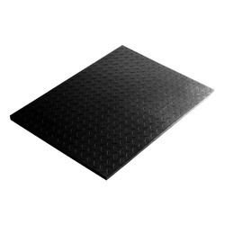 Rectangular Rubber Pads