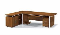 Wooden Office Tables, Warranty: 3 Year