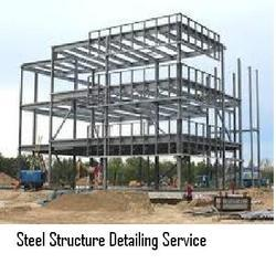 Steel Structure Detailing Service