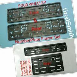 Licence Number Plate Frame