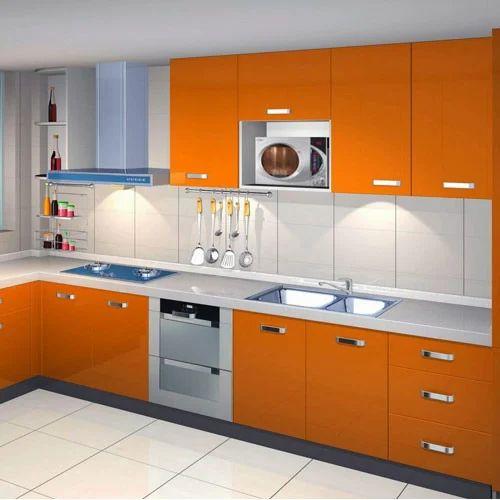 Modulor Kitchen Works in Chennai, Mogappair by Saravana Glass ...
