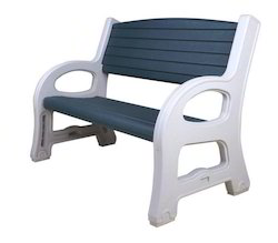 Outdoor Plastic Bench
