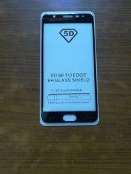 Lenovo 5d Temper Glass Thickness Transparent