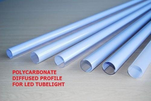 Polucarbonate Tube for LED Tub Light - Yogya Industries Private ...