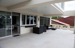 Mint Sandstone Flooring Tiles