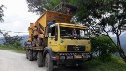 Heavy Equipment Transportation For Sikkim