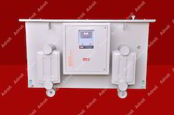 100-150 KVA Oil Cooled Servo Stabilizer