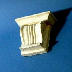 Concrete Stone Scroll Corbels