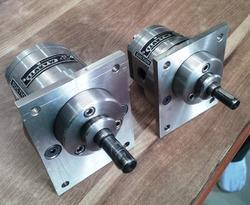 Liquid Filling SS Gear Pump For Pharma