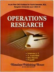Operation Research Book