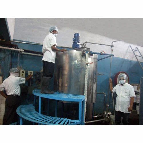 Kattha Food Processing Plant, Automatic Grade: Automatic